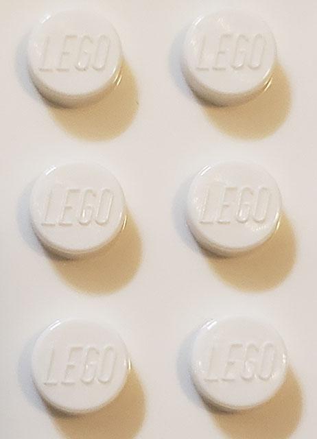 レゴのスタッド