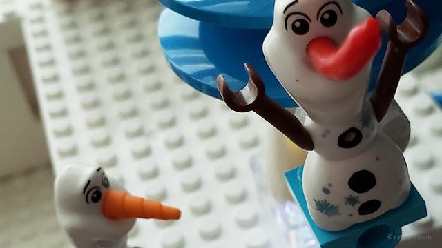 LEGO IKEA アナと雪の女王 オラフ