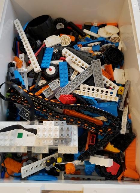 レゴブースト ビッグレク lego boost in BYGGLEK IKEA