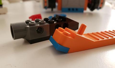 レゴブースト セパレーター