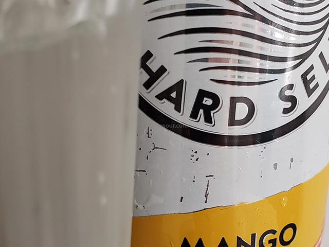 ハードセルツァー ホワイトクロー マンゴー味