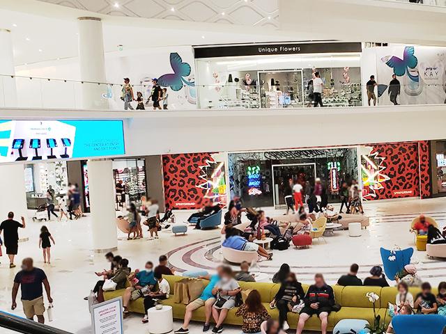 ニュージャージー アメリカンドリーム ニューヨーク ショッピング モール